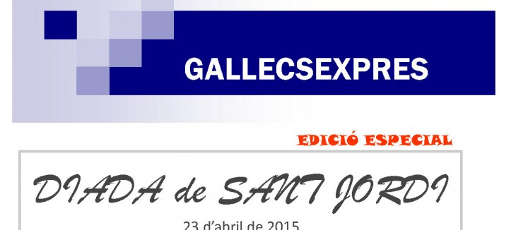 GallecsexpresssantJordi